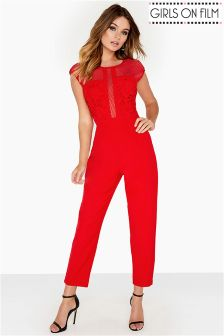 Girls On Film Tonal Jumpsuit