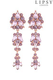 Lipsy Cluster Linear Earrings