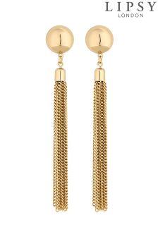 Lipsy Chain Fringe Earring