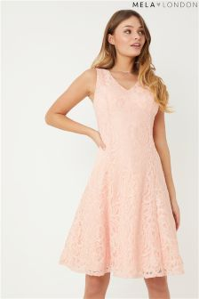 Mela London Lace Dress