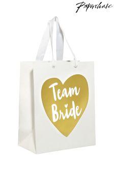 Paperchase Team Bride Wedding Gift Bag