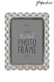 Paperchase Scallop Edge Photo Frame 5 X 7