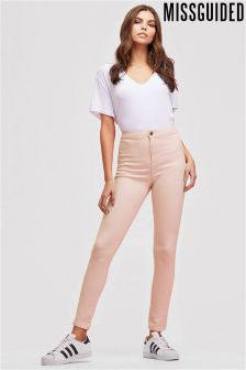 Missguided Highwaisted Skinny Jeans