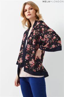 Mela London Printed Kimono