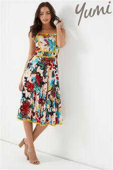 Yumi Floral Dress