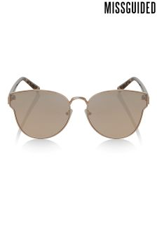 Missguided Cat Eye Sunglasses