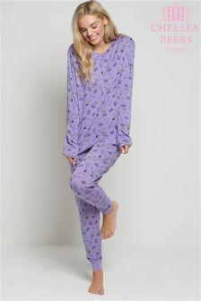 Chelsea Peers Celebrate Champagne Pyjama Set