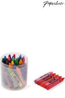 Paperchase Mega crayons - set of 30