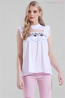 Urban Bliss Embroidered Blouse