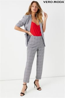 Vero Moda Checkered Pants