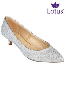 Lotus Court Shoe