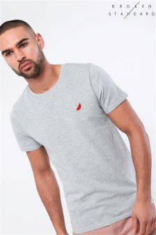 Broken Standard Short Sleeve T-Shirt