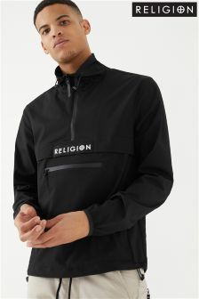 Religion Zip Sweatshirt