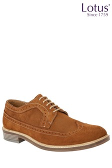 Lotus Casual Leather Shoes