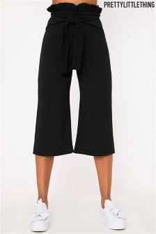 PrettyLittleThing Paperbag Culottes