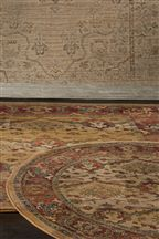 Kasbah Gold Rug