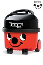 Henry Red Tank Cylinder Vacuum Cleaner