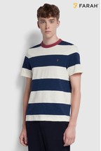Lyle And Scott Blue Multi Stripe Polo