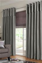 Dove Ella Eyelet Curtains