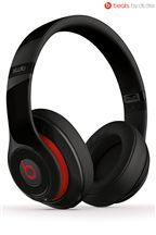 Beats Studio Over Ear Headphones Black