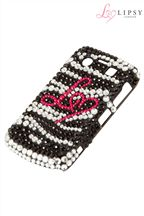 Lipsy Zebra Logo Blackberry Case