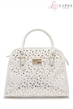 Lipsy Cutwork Dome Bag