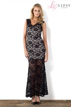 Lipsy Lace Maxi Dress