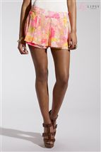 Lipsy Pleated Shorts