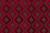 Luxury Velvet Jacquard / Red