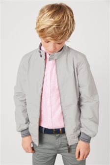Grey Harrington Jacket (3-16yrs)