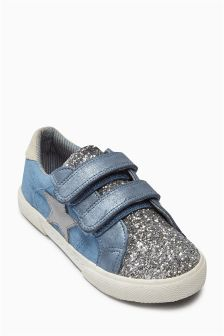 Star Low Tops (Younger Girls)