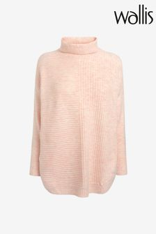 Knit Fringe Snood