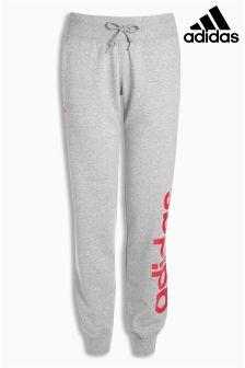 Grey adidas Essential Linear Pant