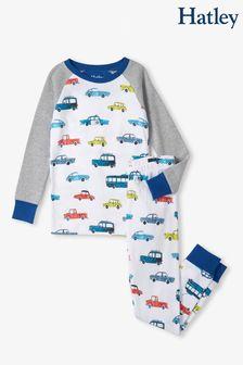 White Ellesse Logo Tee