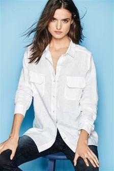 Formal Linen Shirt