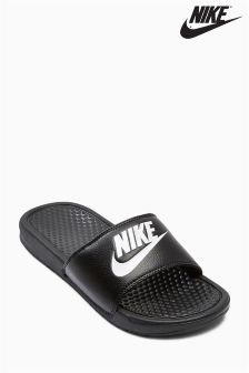 Black Nike Benassi Slide