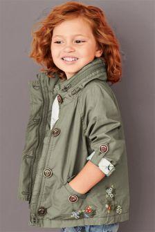 Embellished Jacket (3mths-6yrs)