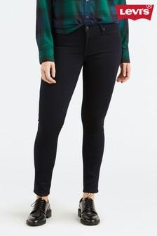 Denim Black Levi's® 711® Skinny Jean