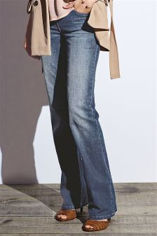 Authentic Boot Cut Jeans