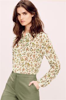 Soft Viscose Printed Shirt