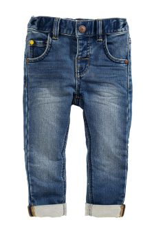 Five Pocket Soft Stretch Jeans (3mths-6yrs)