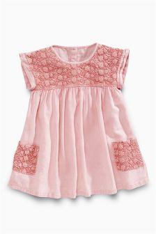 Crochet Dress (3mths-6yrs)