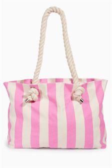 Fabric Beach Bag