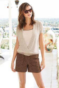 Front Pocket Shorts