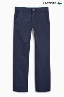 Navy Lacoste® Chino