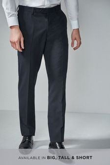 Navy Suit: Trousers