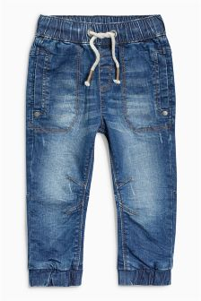 Pull-On Jeans (3mths-6yrs)