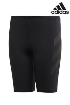 Black Oasis Zip A line Skirt
