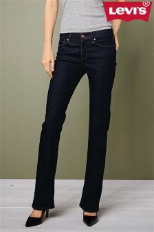 Levis Innovation Black Super Skinny Jean