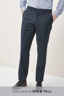 Italian Wool Suit: Trousers